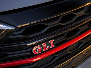 2019款GLI 细节外观