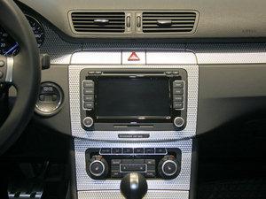 2009款3.6L  旅行车 中控台