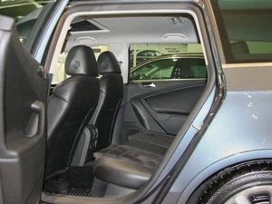 2009款3.6L  旅行车 后排空间