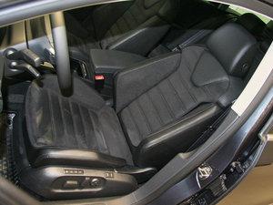 2009款3.6L  旅行车 前排座椅