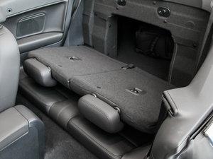 2012款1.4T 舒适型 后排座椅放倒