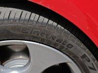 细节外观Golf GTI敞篷轮胎品牌