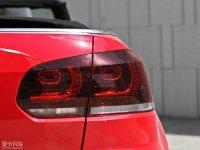细节外观Golf GTI敞篷尾灯