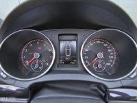 中控区Golf GTI敞篷仪表