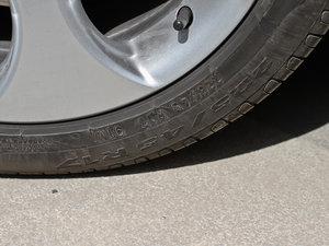 2013款2.0T 轮胎尺寸
