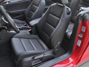 2013款2.0T 前排座椅