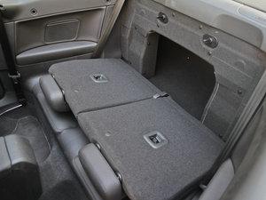 2013款2.0T 后排座椅放倒