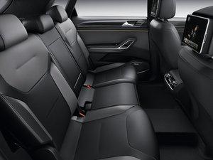 2013款Coupe 空间座椅