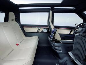 2010款出租车 空间座椅