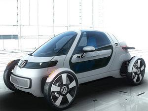 2011款概念车 整体外观