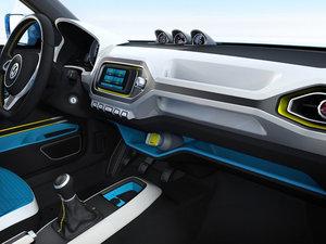 2013款概念车 中控区