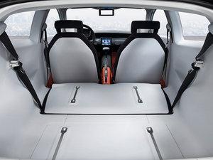 2009款概念车 空间座椅