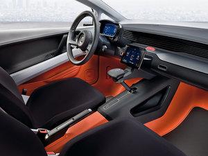 2009款概念车 中控区