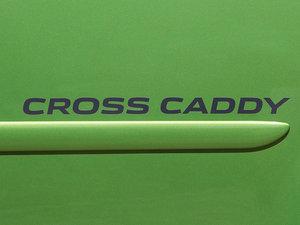 2013款Cross Caddy 细节外观