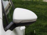 细节外观Golf旅行轿车后视镜
