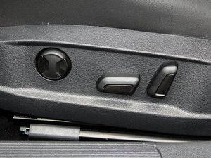 2014款1.4 TSI 豪华型 座椅调节