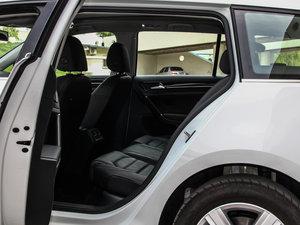2014款1.4 TSI 豪华型 后排空间