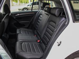 2014款1.4 TSI 豪华型 后排座椅