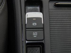2014款1.4 TSI 豪华型 驻车制动器