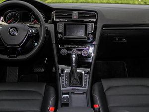 2014款1.4 TSI 豪华型 中控台