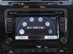 2015款2.0TSI 豪华版 中控台显示屏