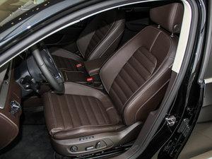 2014款四驱版 前排座椅