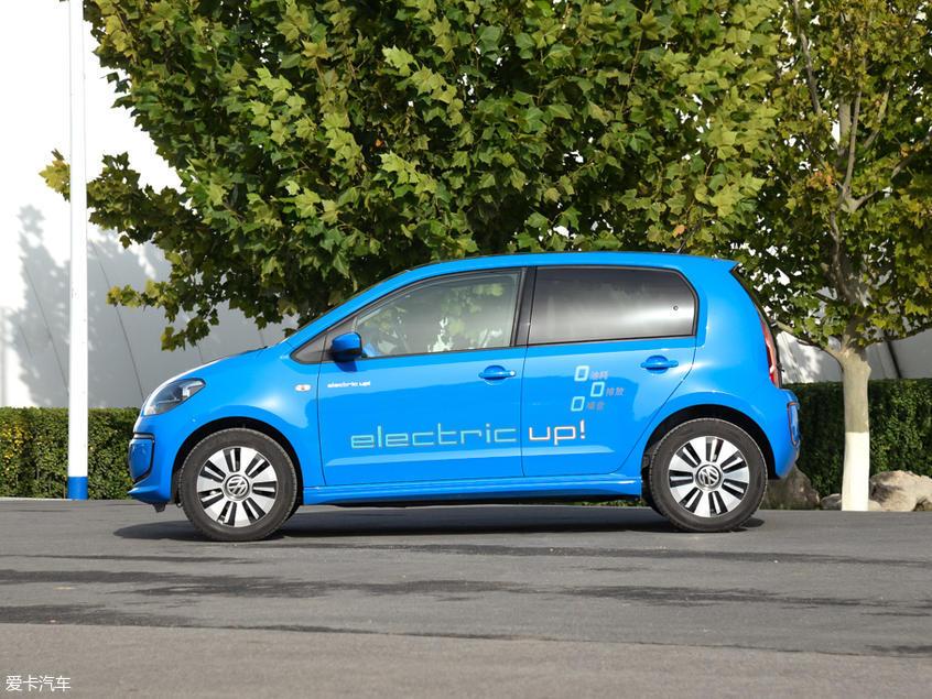 大众(进口)2015款electric up!