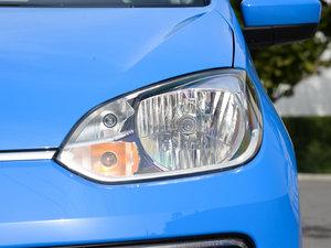 2015款电动车 头灯