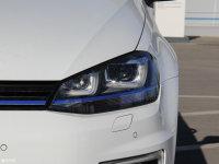 细节外观Golf GTE头灯