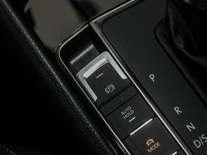 2015款1.4TSI 驻车制动器