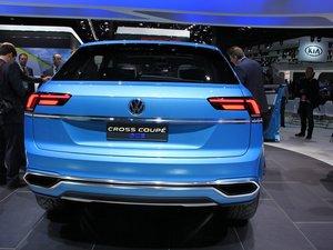 2016款GTE概念车 整体外观