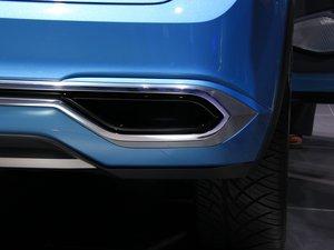 2016款GTE概念车 细节外观