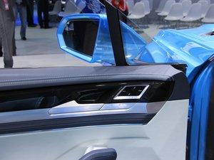 2016款GTE概念车 空间座椅
