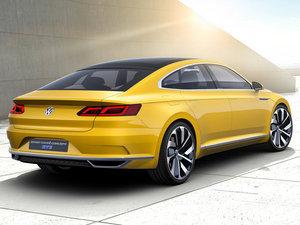 2015款GTE Concept 整体外观