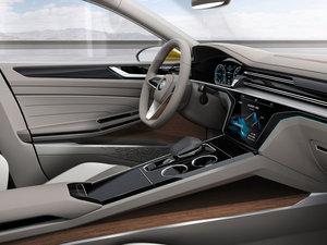 2015款GTE Concept 空间座椅