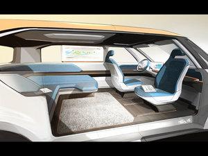 2016款concept 空间座椅