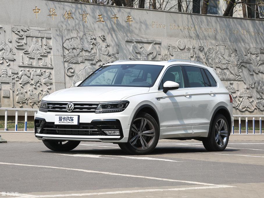 Tiguan提供试驾 购车优惠2.28万