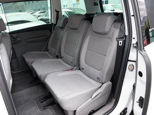 2016款280TSI 乐享型 7座 后排座椅