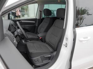 2016款380TSI 舒享型 7座 前排座椅