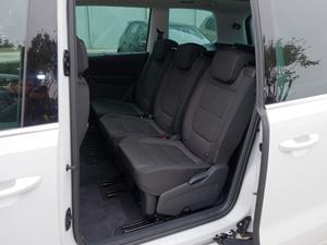 2016款380TSI 舒享型 7座 后排座椅