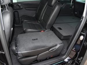 2016款280TSI 乐享型 7座 后排座椅放倒