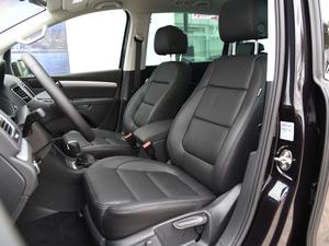 2016款280TSI 乐享型 7座 前排座椅