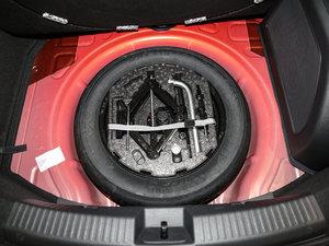 2017款280TSI 至乐型 备胎