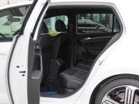 空间座椅Golf R后排空间