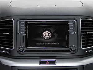2017款380TSI 舒享型 6座 中控台显示屏