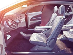 2017款II Concept 空间座椅