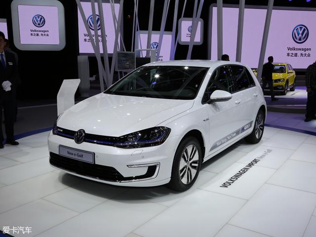 大众(进口)2017款e-Golf