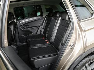2018款330TSI 高配型 后排座椅