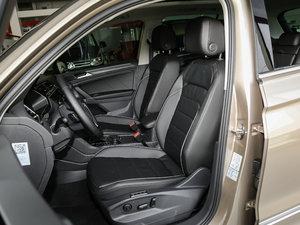 2018款330TSI 高配型 前排座椅