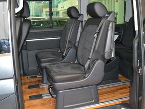 2018款2.0TSI 四驱风尚版 7座 后排座椅